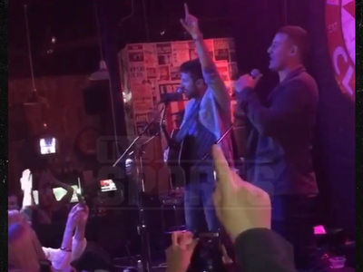 Anthony Rizzo -- Teams Up With Brett Eldredge ... For 'Go Cubs Go' Duet (VIDEO)