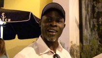 Djimon Hounsou -- Nice Having Black President ... While It Lasted (VIDEO)