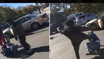 Donald Trump -- Man Viciously Beaten, Car Stolen for Allegedly Voting Trump (VIDEO)