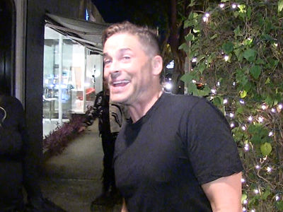 Rob Lowe -- Peyton Manning Is Funny As Hell ... He's Got A Future In Comedy (VIDEO)