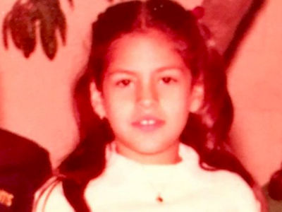 Guess Who This Turtleneck Tot Turned Into!