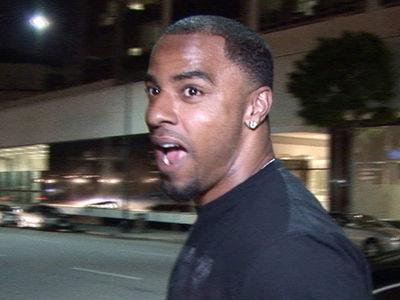 Darren Sharper -- I'M BACK IN LOS ANGELES ... (Don't Worry, I'm Still Locked Up!)