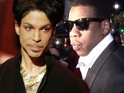 Prince to Jay Z -- No Free Rides in My Little Red Corvette ... Record Label Sues Roc Nation