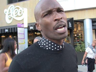 Chad Johnson -- Ray Lewis Is Scared of Me ... Let's Fight, Bro! (VIDEO)