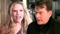Brooke Mueller -- On the Run with Charlie Sheen's Kids