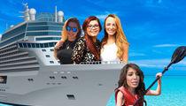 Farrah Abraham -- Even I Gotta Pay For 'Teen Mom' Cruise
