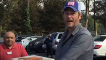 Blake Shelton -- I'm A Fan Of Ty Herndon ... His Sexuality is Irrelevant (VIDEO)