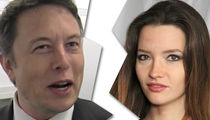 Elon Musk -- Officially Single