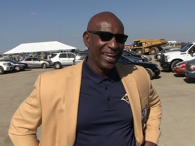Eric Dickerson -- Rams Won't Make Playoffs ... So, Why Not Goff?! (VIDEO)