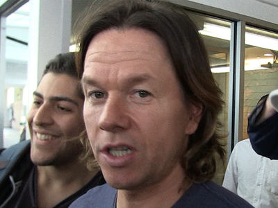 Mark Wahlberg -- If McGregor Wants UFC Ownership ... I'll Give Him Some of Mine! (VIDEO)