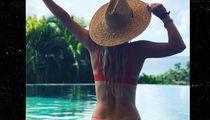 Caroline Wozniacki -- Sun, Buns and Fun ... On Richard Branson's Island (PHOTO GALLERY + VIDEO)