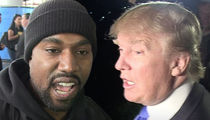 Kanye West -- No Change Without Conflict ... That's Why I Back Trump's Campaign