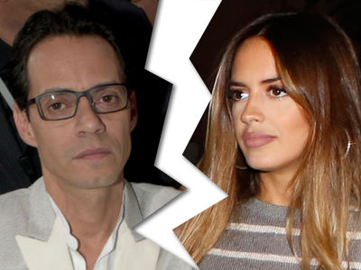 Marc Anthony Splits with Wife