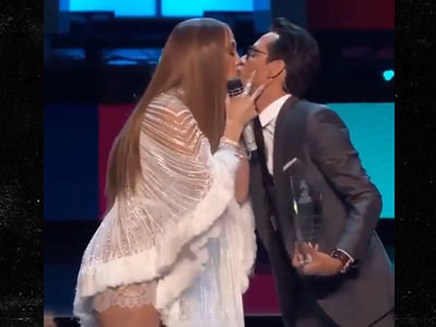J Lo and Marc Anthony -- A Kiss is Not Always Just a Kiss (VIDEO + UPDATE)