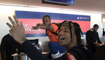 Rae Sremmurd -- Accept TMZ's Mannequin Challenge ... And It's Awesome!!! (VIDEO)
