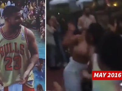 Drake -- Party Girl With Worst Behavior Charged for Beatdown (VIDEO)
