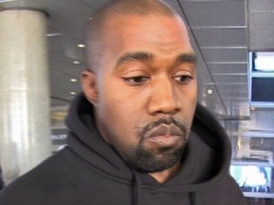 Kanye West -- Hospitalized, Handcuffed in Ambulance (UPDATE)