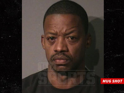 Steve Francis -- Arrested for Drunk Driving, Weed ... Allegedly Threatened 'Revenge' (UPDATE: Mug Shot)
