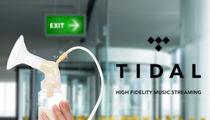 Tidal Sued -- I Pumped, You Dumped Me Over Breast Milk