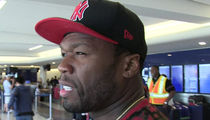 50 Cent -- Cops Called for Alleged 'Buck 50' Slashing Threat (PHOTO)