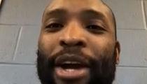Ahman Green -- I Wanna Help Coach The Packers ... I've Called Mike McCarthy (VIDEO)