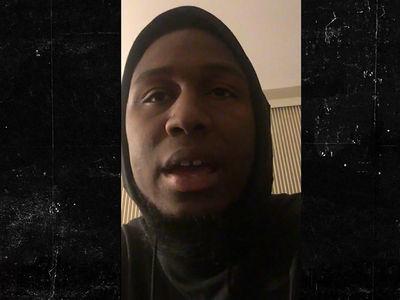 Bengals' Carlos Dunlap -- GREAT NEWS ... A.J. Green's Already Walking Around! (VIDEO)