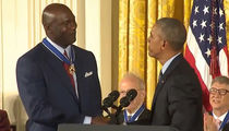 President Obama -- Michael Jordan's More Than an Internet Meme! (VIDEO)