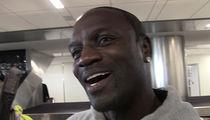 Akon -- Worried About Kanye ... Keeping My Eye On 'Kardashian Kurse' (VIDEO)