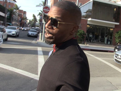 Jamie Foxx -- Dak Prescott For MVP ... Should Split Rookie of Year with Zeke (VIDEO)