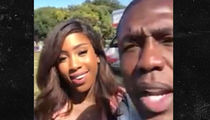 Sevyn Streeter -- I'm Redoing Anthem For Sixers ... And Wearing 'We Matter' Jersey (VIDEO)