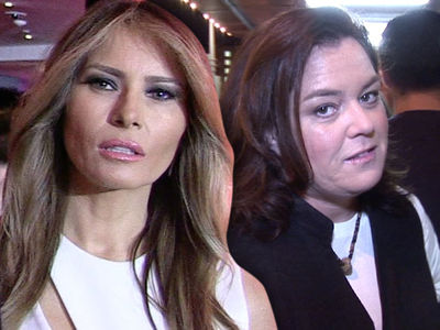 Melania Trump -- Threatens Suit Over False Barron 'Autism' Video ... And Says Rosie O'Donnell Made it Worse