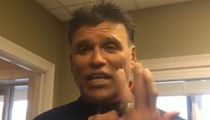 Anthony Munoz -- Welcomes Derek Carr to the Gnarly Pinky Club (VIDEO)