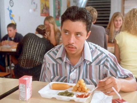 Efren Ramirez as Pedro.