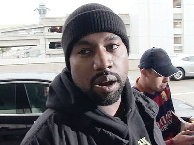 Kanye West Checks Out of Hospital -- Back at Home