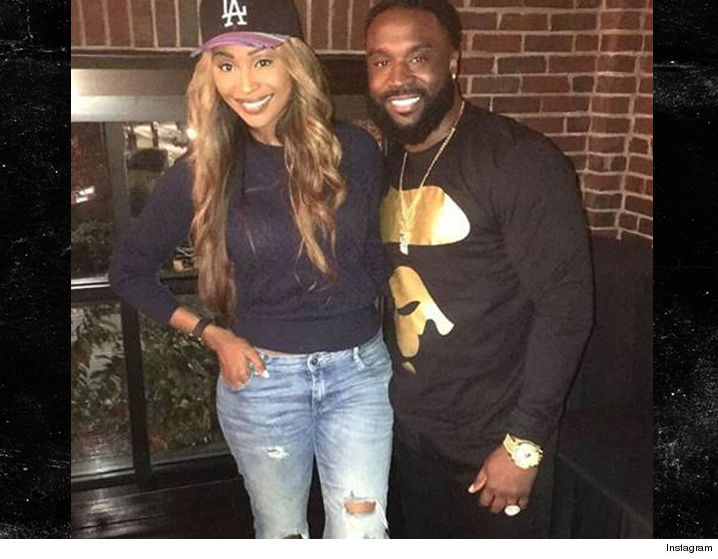 Who is cynthia bailey dating now