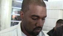 Kanye West -- Concerts On Hold ... Indefinitely
