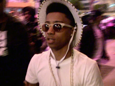 Lil Twist -- 1 Year Behind Bars for Chris Massey Beatdown