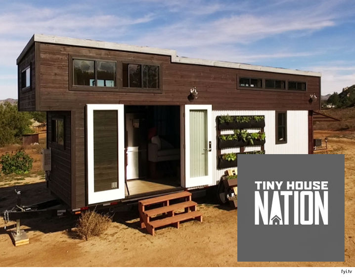 Tiny House Nation Contractor Sues Clients TMZcom