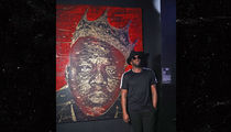Diddy -- Reminisce Sometime ... Still Missing Biggie at Art Basel (PHOTO + GALLERY)