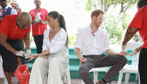 Rihanna & Prince Harry -- Bleeding for Your Attention (PHOTO GALLERIES + VIDEO)