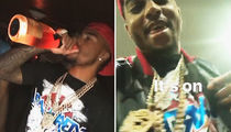 DeSean Jackson -- 30th Bday Blowout ... So Much Gold, So Much Booze (VIDEO + PHOTO)