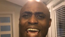 Wayne Brady -- Sorry, I Missed My Show ... I Had Too Much Soul Food (VIDEO)