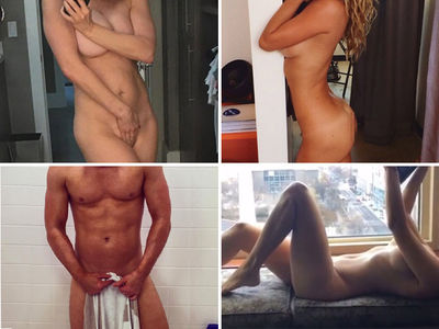 Celebrity NSFW Selfies -- Guess Who!