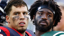 Brian Cushing -- 'Very Distraught' Over Joe McKnight (VIDEO)