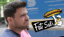 Jerry Ferrara -- My Ex-Pals at Fat Sal's Are Big Fat Jerks!!