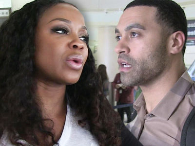 Apollo Nida -- Phaedra Parks Can't Divorce Me, I'm Divorcing HER!