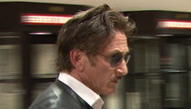 Sean Penn -- Alleged Stalker Arrested ... She Popped Up at My House Twice