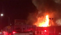 Oakland Rave -- 9 Killed in Warehouse Fire, No Sprinklers (VIDEO + PHOTO)
