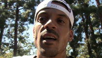 Matt Barnes -- I Didn't Choke Anyone ... I Was Attacked & Defended Myself