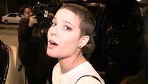 Halsey -- Dakota Pipeline Victory Is Cool ... So Is Sarah Hyland Doing My Song (VIDEO)